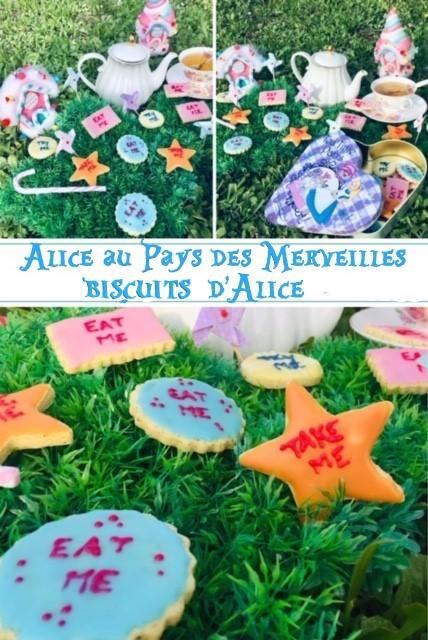 Biscuits d'Alice